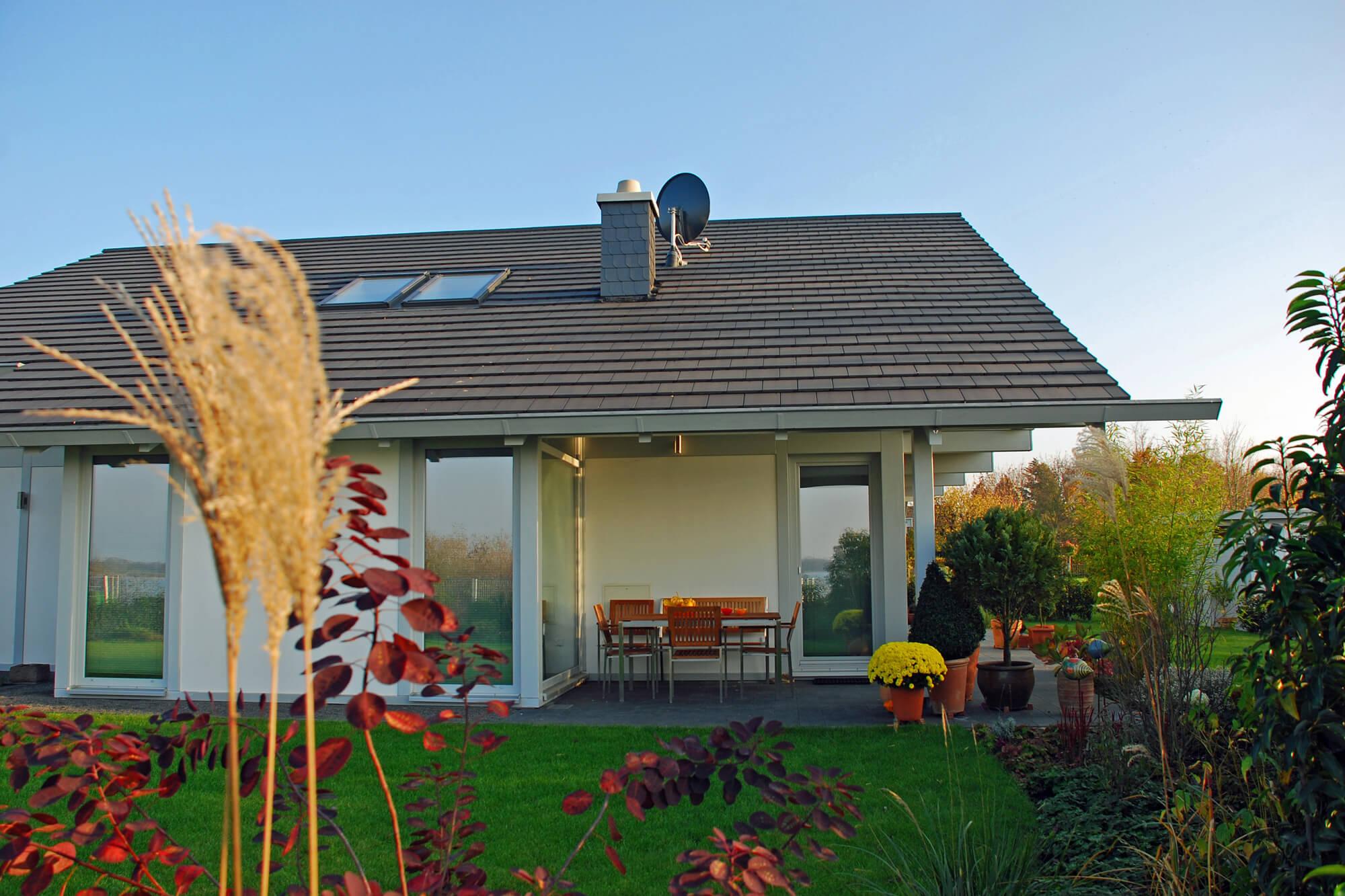 Moderne Fachwerkhäuser thermoplus dach moderne fachwerkhäuser kd haus