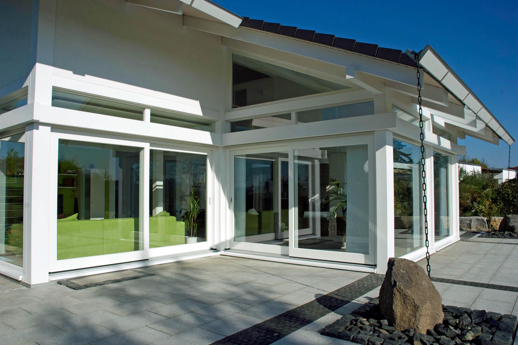 Energiesparhaus Thermoplus - KD Haus