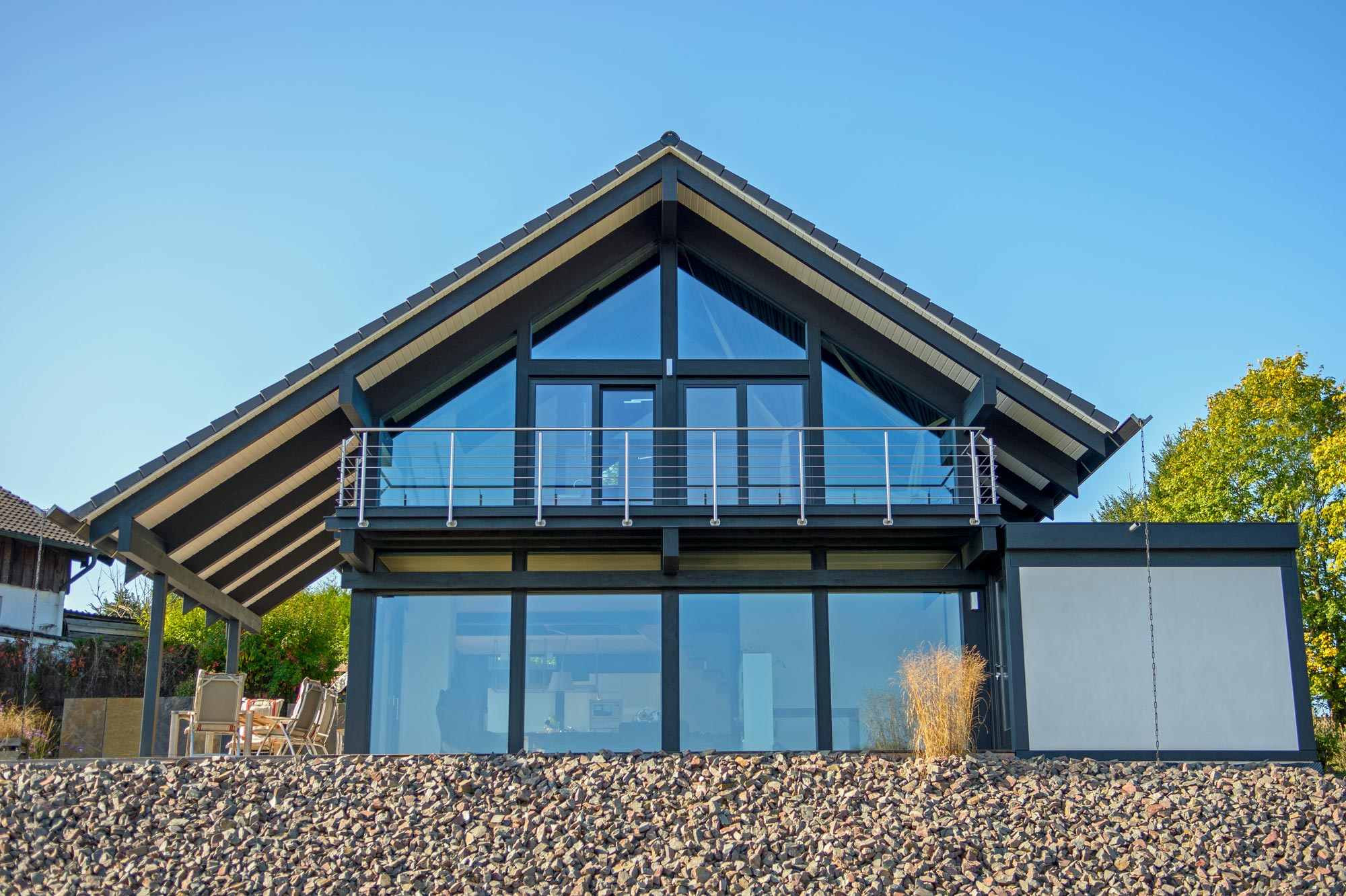 Modernes Fachwerkhaus KD 130 - KD Haus