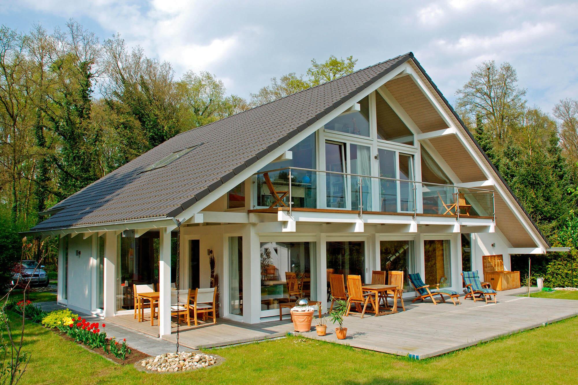 Moderne Fachwerkhäuser von KD-Haus - KD Haus