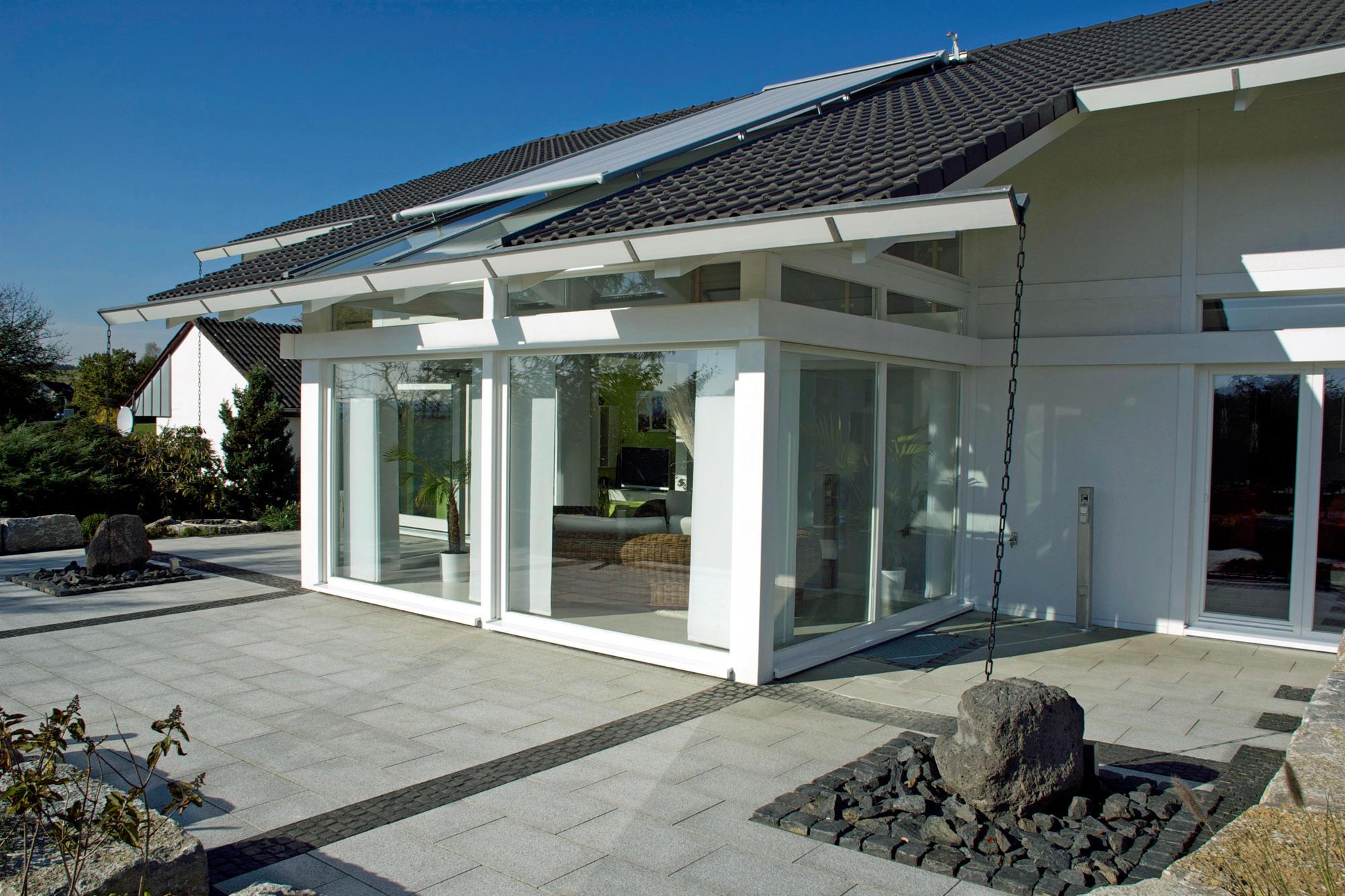 modernes holzskeletthaus kd 212 kd haus. Black Bedroom Furniture Sets. Home Design Ideas