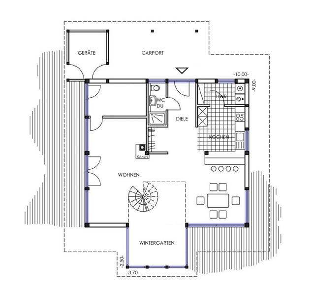 Grundrisse Moderne Fachwerkhauser Kd Haus